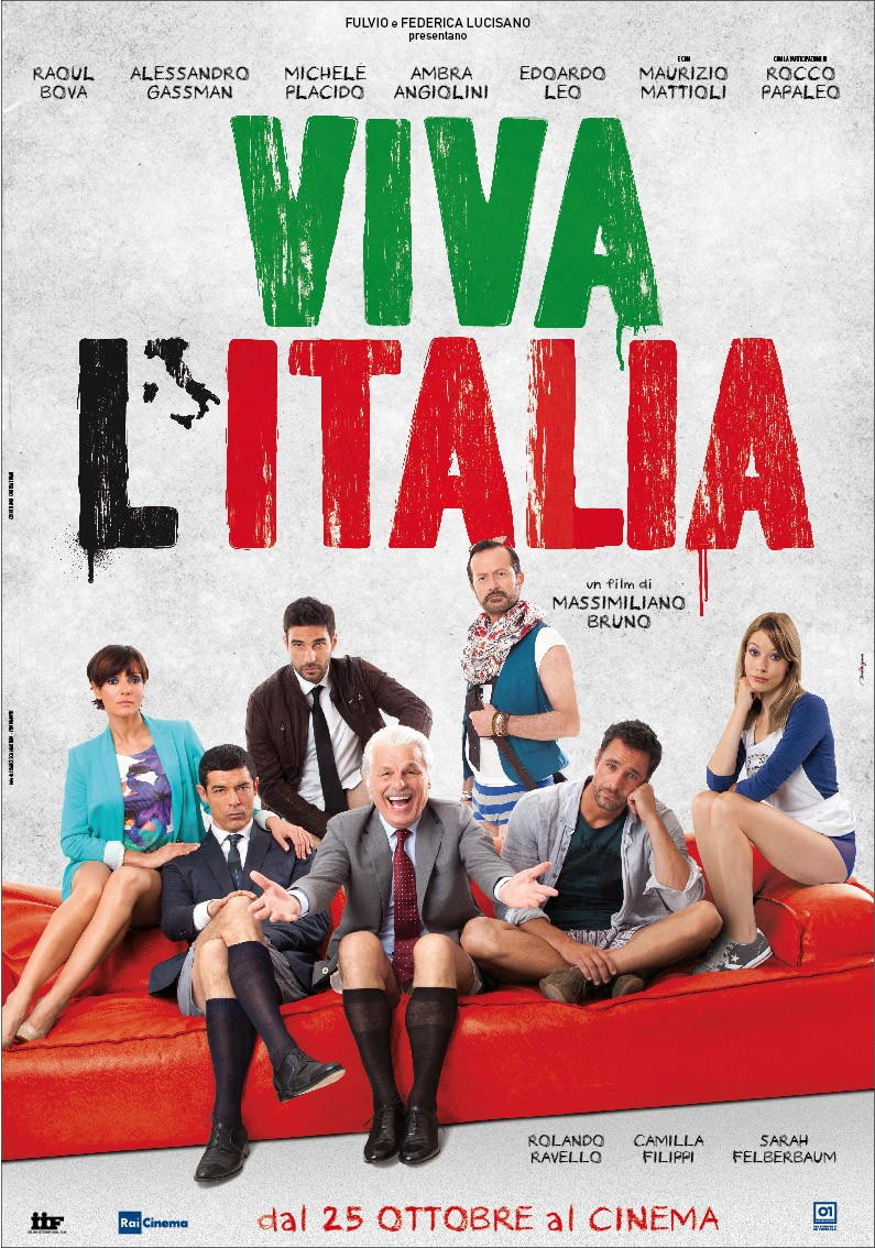 Viva l'Italia - locandina