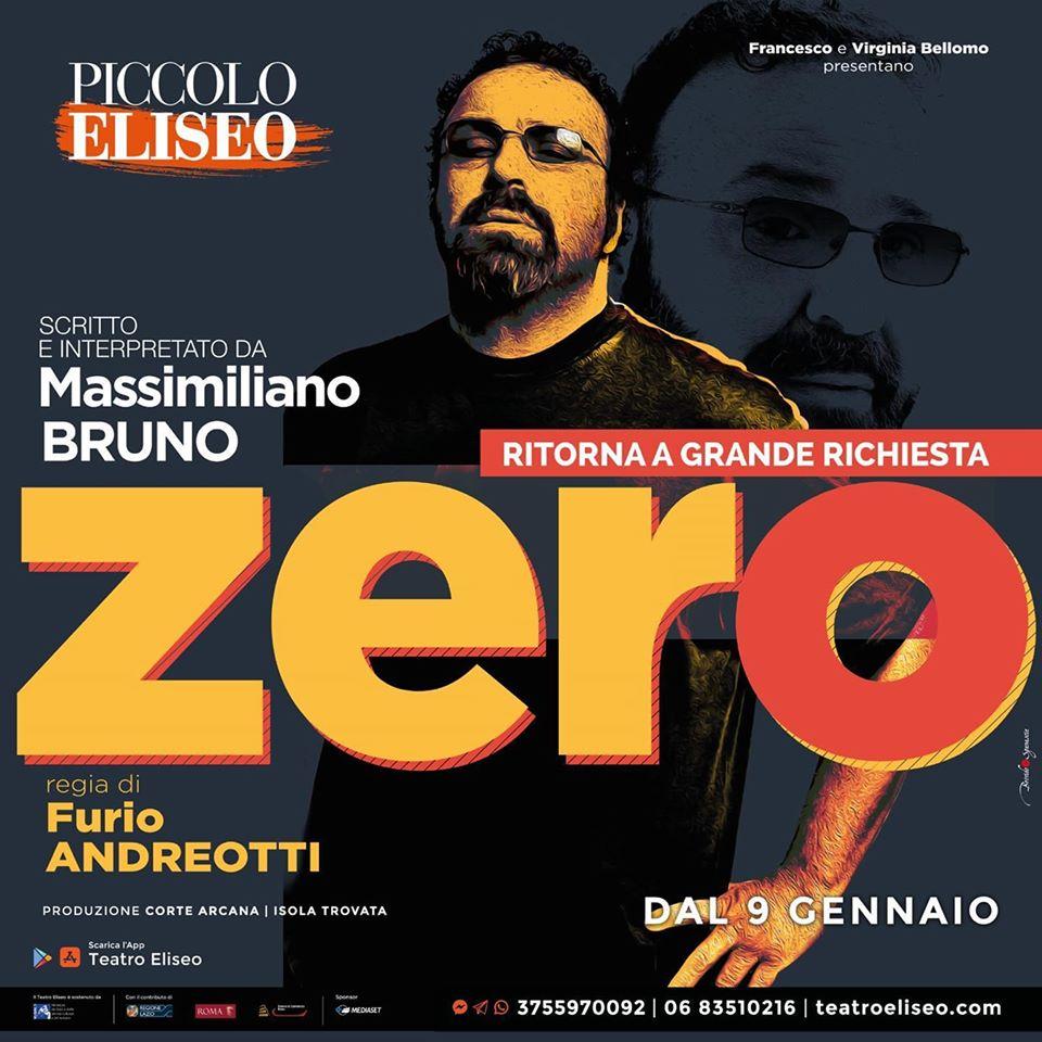 Massimiliano Bruno - Zero