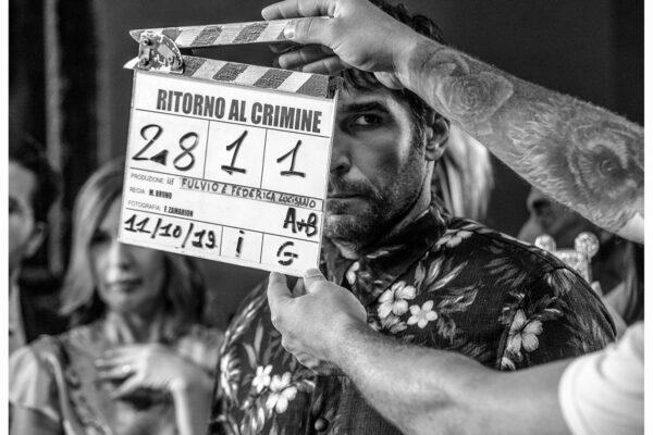 Ritorno al crimine - foto dal set